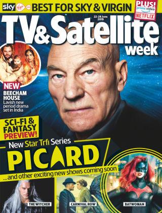 TV & Satellite Week Jun 22 2019