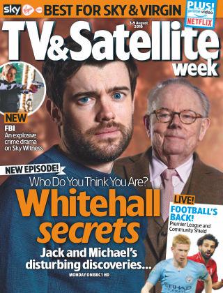 TV & Satellite Week Aug 3 2019