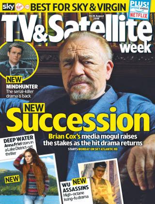 TV & Satellite Week Aug 10 2019