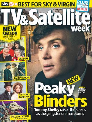 TV & Satellite Week Aug 24 2019