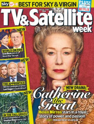 TV & Satellite Week Sep 28 2019