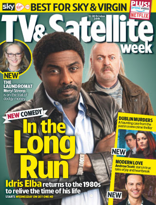 TV & Satellite Week Oct 12 2019