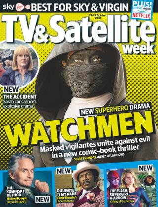 TV & Satellite Week Oct 19 2019