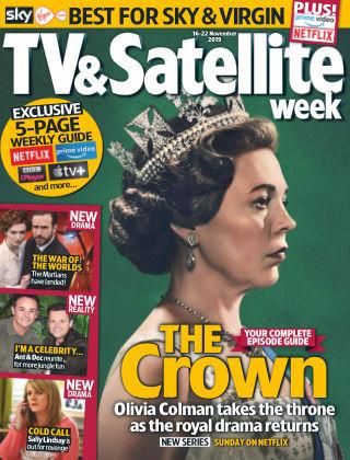 TV & Satellite Week Nov 16 2019