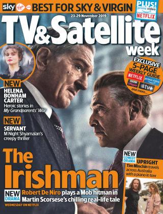TV & Satellite Week Nov 23 2019
