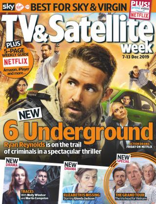 TV & Satellite Week Dec 7 2019