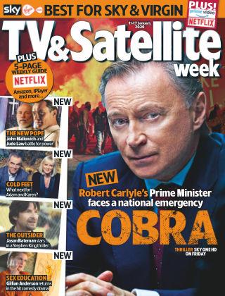 TV & Satellite Week Jan 11 2020