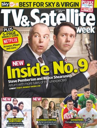 TV & Satellite Week Feb 1 2020