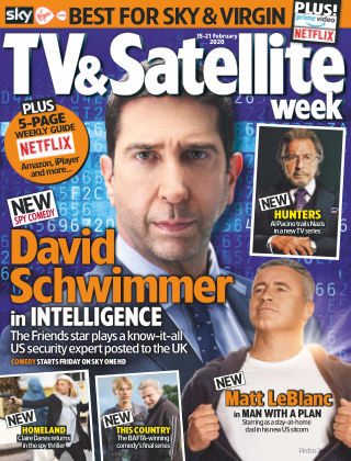 TV & Satellite Week Feb 15 2020