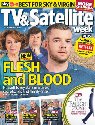 TV & Satellite Week Feb 22 2020