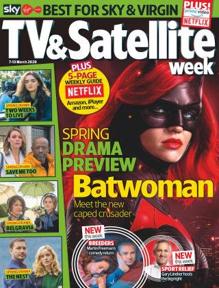 TV & Satellite Week Mar 7 2020