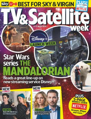 TV & Satellite Week Mar 21 2020