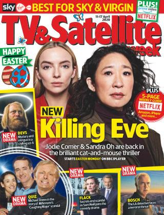 TV & Satellite Week Apr 11 2020