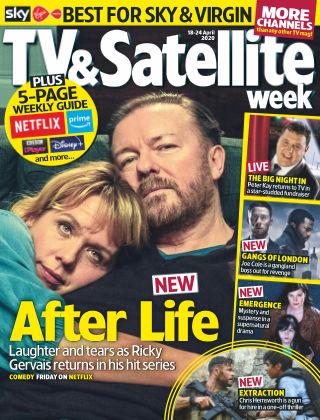 TV & Satellite Week Apr 18 2020