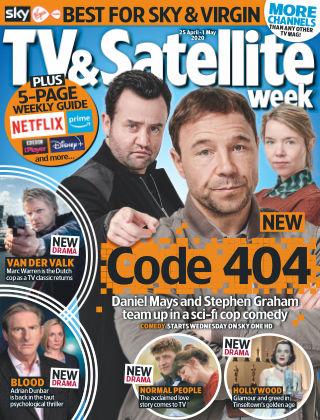 TV & Satellite Week Apr 25 2020