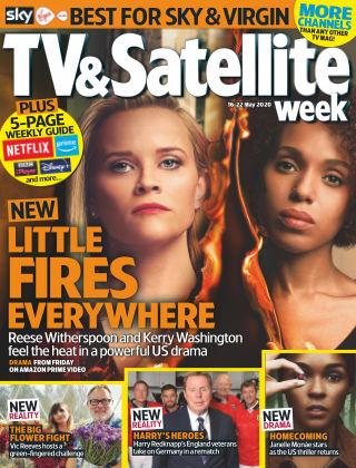 TV & Satellite Week May 16 2020