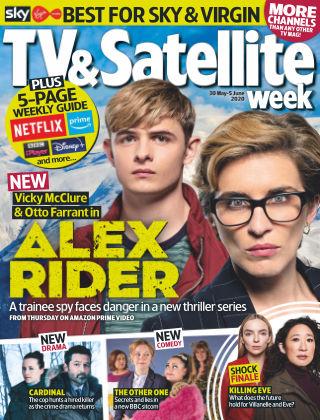 TV & Satellite Week May 30 2020