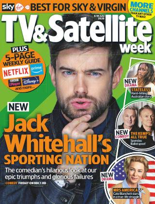 TV & Satellite Week 4th July 2020