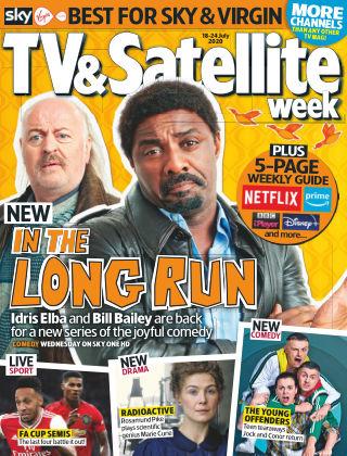TV & Satellite Week 18th July 2020