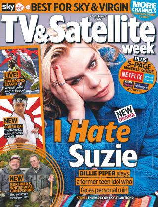 TV & Satellite Week 22nd August 2020