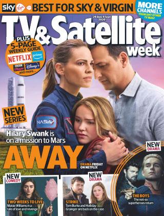 TV & Satellite Week 29th August 2020