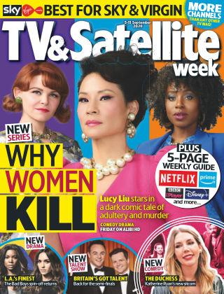 TV & Satellite Week 5th September 2020
