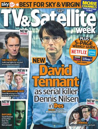 TV & Satellite Week 12th September 2020