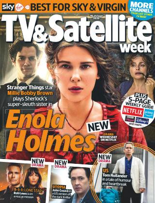 TV & Satellite Week 19th September 2020