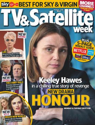 TV & Satellite Week 26th September 2020