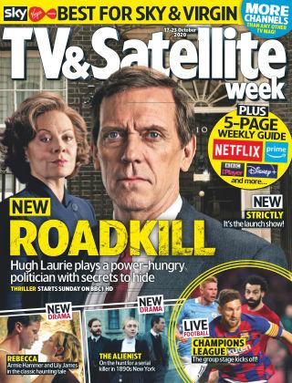 TV & Satellite Week 17th October 2020