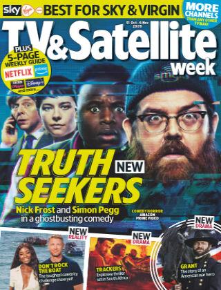 TV & Satellite Week 31st October 2020