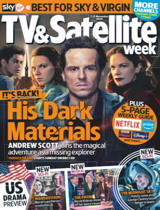 TV & Satellite Week 7th November 2020
