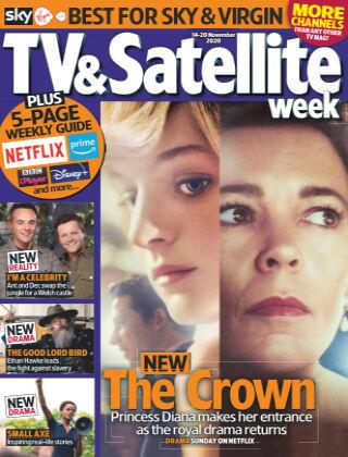 TV & Satellite Week 14th November 2020