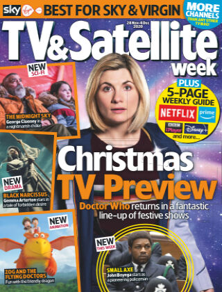 TV & Satellite Week 28th November 2020