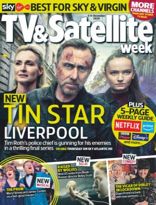 TV & Satellite Week 5th December 2020
