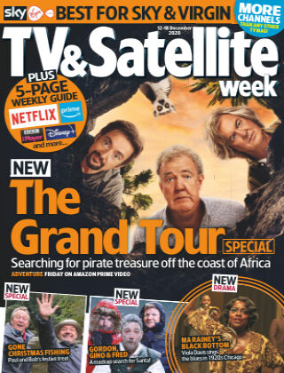 TV & Satellite Week 12th December 2020
