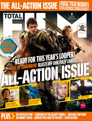 Total Film Magazine July 2014