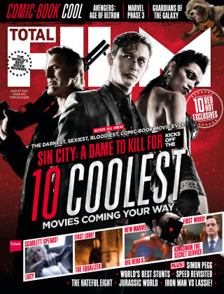 Total Film Magazine August 2014
