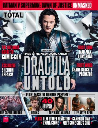Total Film Magazine September 2014