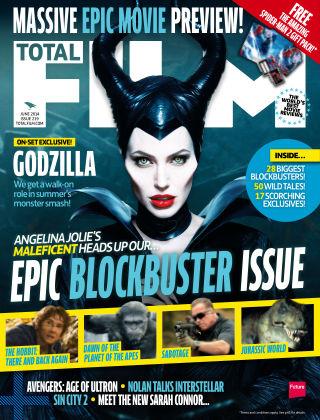 Total Film Magazine June 2014
