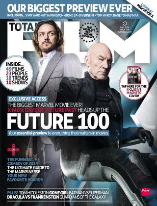 Total Film Magazine May 2014