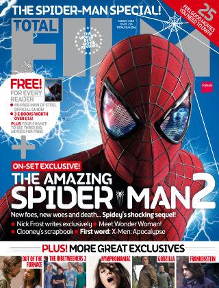 Total Film Magazine March 2014