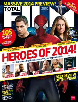 Total Film Magazine February 2014