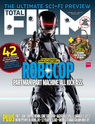 Total Film Magazine January 2014
