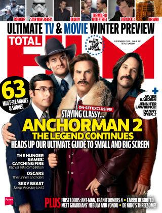 Total Film Magazine December 2013