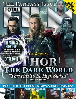 Total Film Magazine November 2013