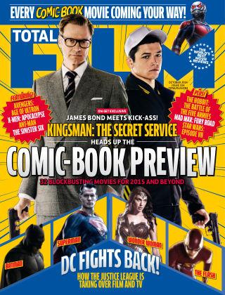 Total Film Magazine October 2014