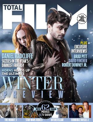 Total Film Magazine November 2014