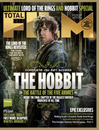 Total Film Magazine December 2014