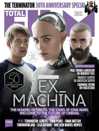 Total Film Magazine January 2015
